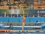 [视频]全运会蹦床赛开赛 何雯娜带伤参赛